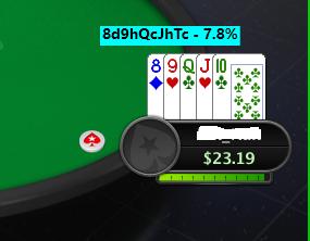 Сила стартовой руки для омахи 5 карт